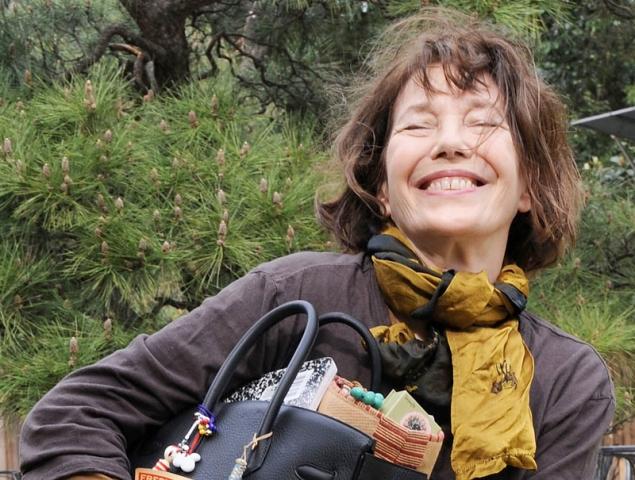 Jane Birkin no quiere que el 'Birkin' lleve su nombre