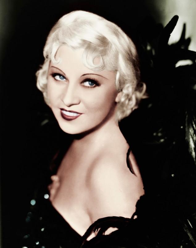 35 años sin Mae West