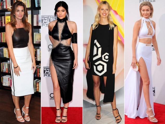 El curioso caso de las sandalias que llevan todas las 'celebrities'