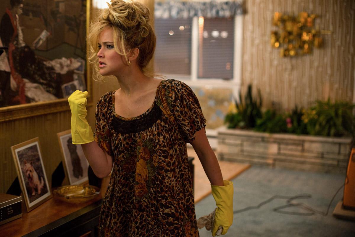 En 'La gran estafa americana' el personaje que interpreta en realidad tenía más de 40 años.
