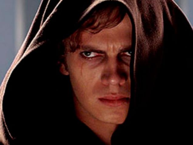 La maldición de ser Darth Vader