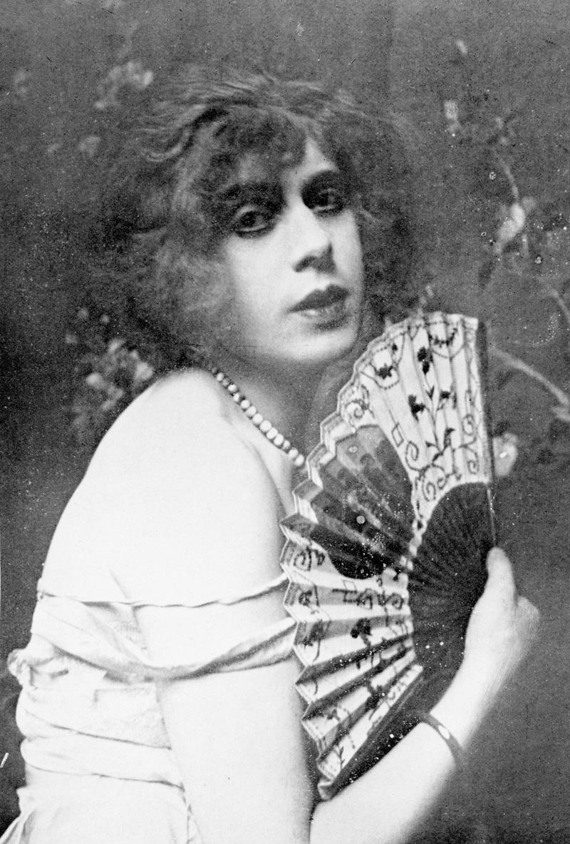 Lili Elbe en 1926