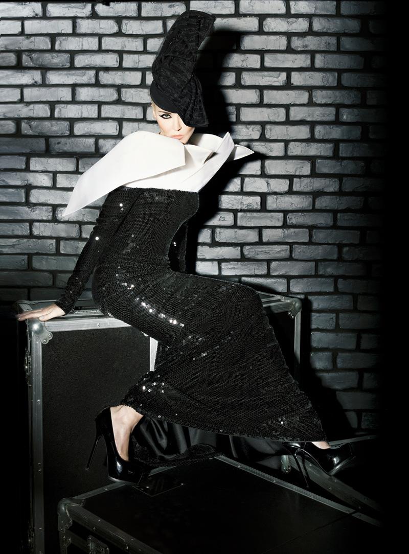 Vestido de Alta Costura de Alexis Mabille.