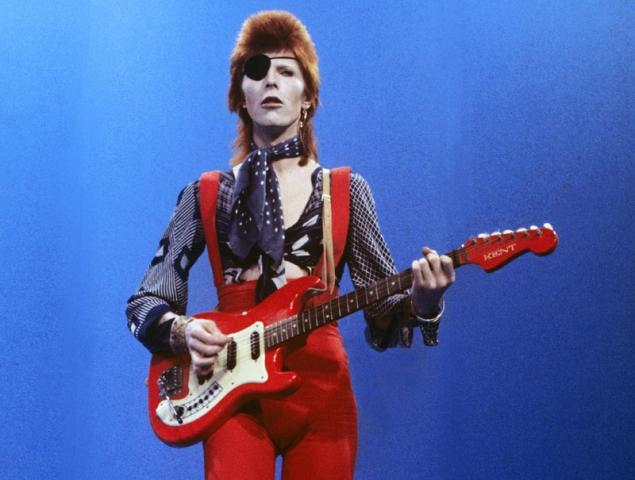 David Bowie: el viaje visual de un 'hardcore' de la moda