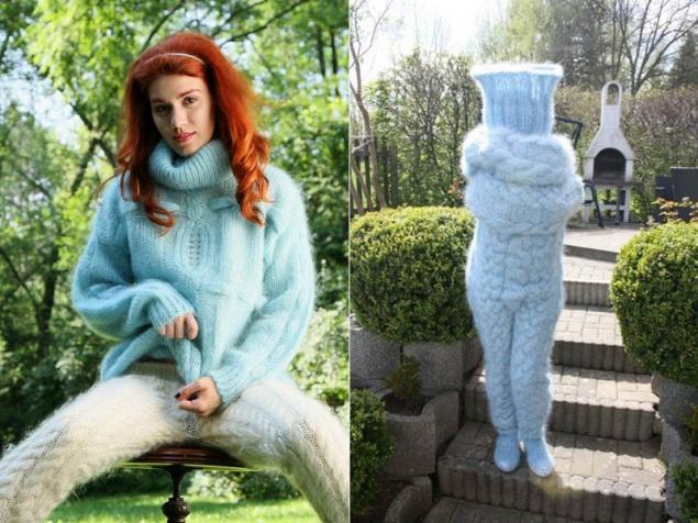 Así viven los 'woolies': los fetichistas sexuales de la lana