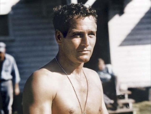 Hombres del mundo, nunca seréis como Paul Newman