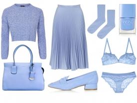 Esta primavera vestirás de azul (y aquí están las pruebas)