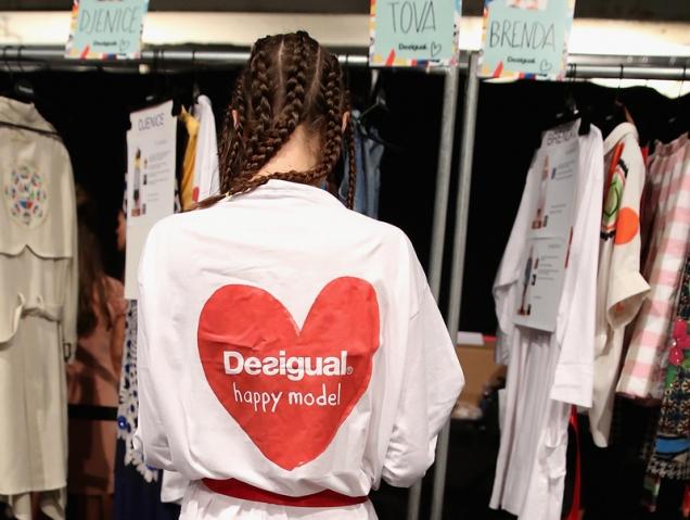Sigue en directo el desfile de Desigual en la NYFW