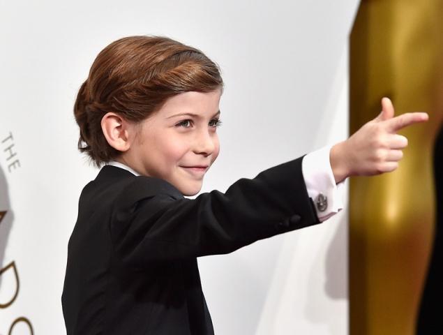 Lo sentimos, Leo, pero Jacob Tremblay fue el jefe de los Oscar