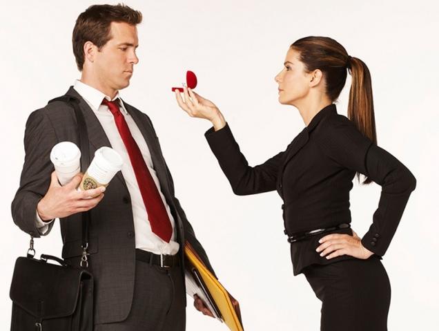 ¿Por qué las mujeres no piden matrimonio a los hombres?