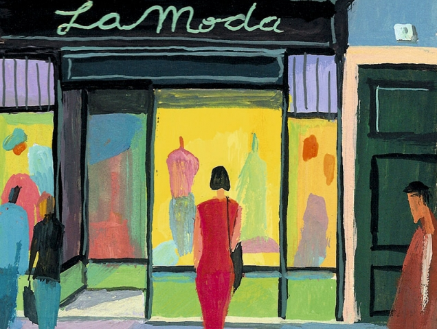 ¿Cómo compran ropa las españolas?