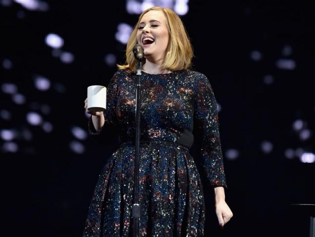 Adele y Burberry, ¿la pareja más poderosa del momento?