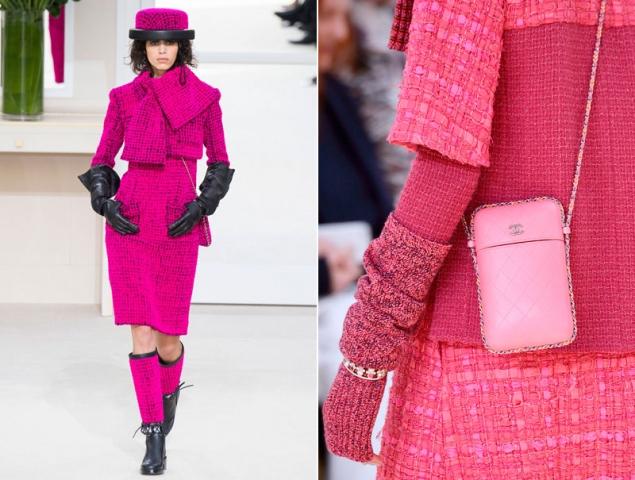 El espectacular salón de costura de Chanel