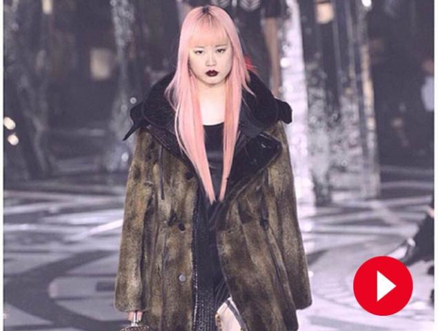 Vídeo: así ha sido el desfile de Louis Vuitton