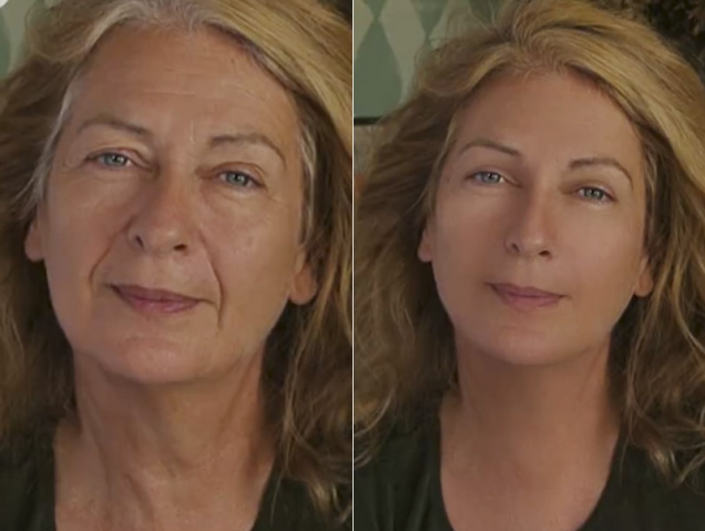 La 'cirugía plástica' digital para que los actores parezcan más jóvenes en las pelis