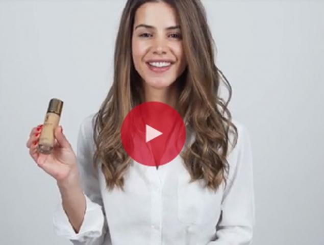 Un maquillaje luminoso en cuatro simples pasos