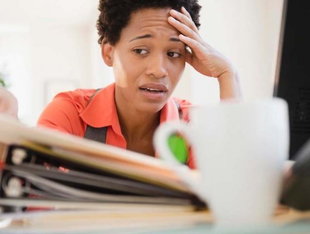 8 trucos para superar un bloqueo en el trabajo