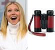 Gwyneth Paltrow quiere que le regales a tu madre unos prismáticos de 9.000 euros