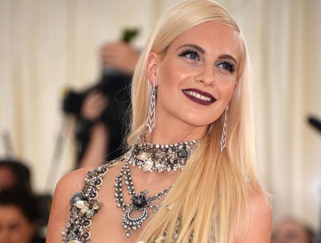 gala met 2016 poppy delevingne maquillaje
