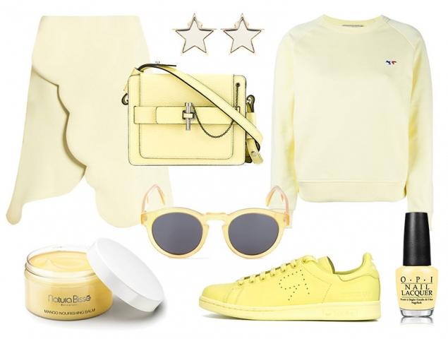 Más de 100 prendas amarillas con las que alegrar tu armario