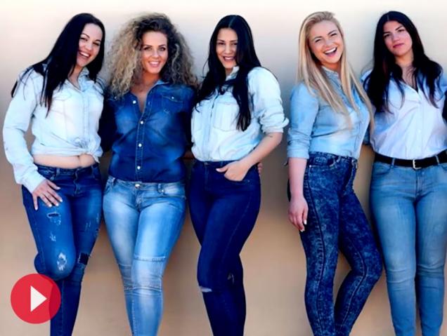 cover modelos curvy barcelona