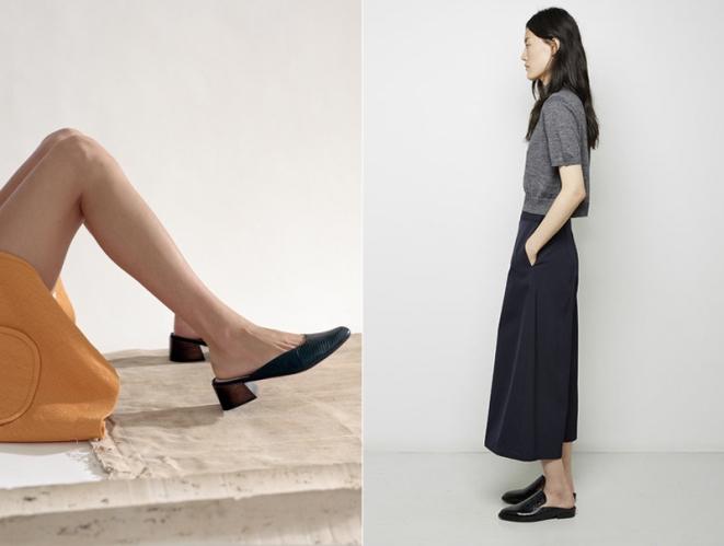 Zapatos de abuela que merece la pena rescatar esta primavera-verano