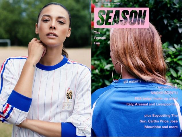 ¿Crees que por ser mujer y gustarme la moda no sé nada de fútbol?