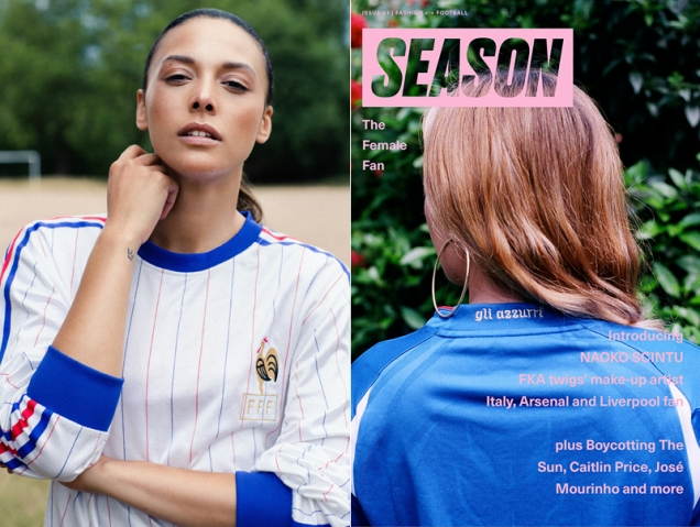 futbol y moda fanzine