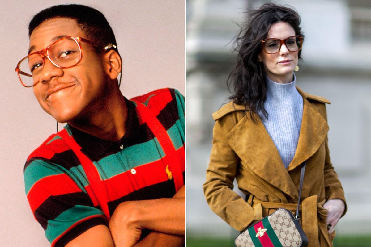 gafas de moda nerd moda steve urkel