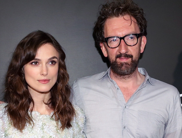 Keira Knightley director Begin Again
