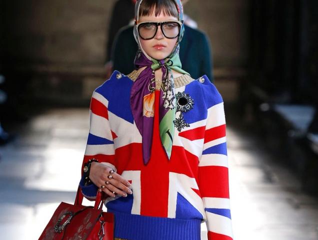 moda británica brexit