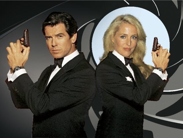 Mi nombre es Bond, ¿Jane Bond?