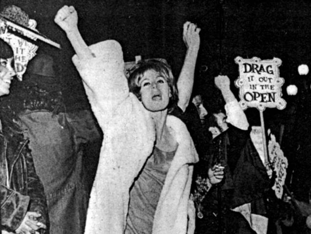 La historia olvidada de la primera revuelta trans