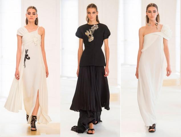 El mundo en blanco y negro de Dior