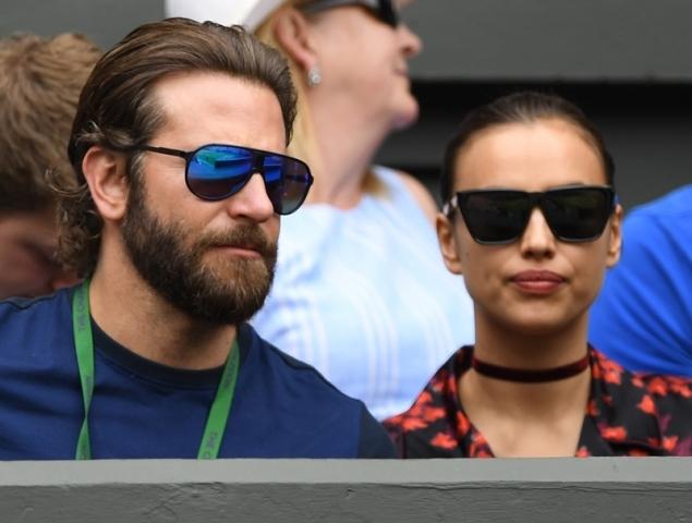 Las gradas de Wimbledon se llenan de celebrities