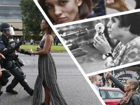 11 fotos icónicas de mujeres sin miedo a luchar por sus derechos