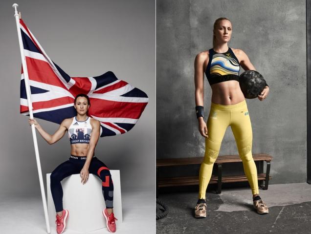 Estos son los mejores uniformes olímpicos para Río 2016