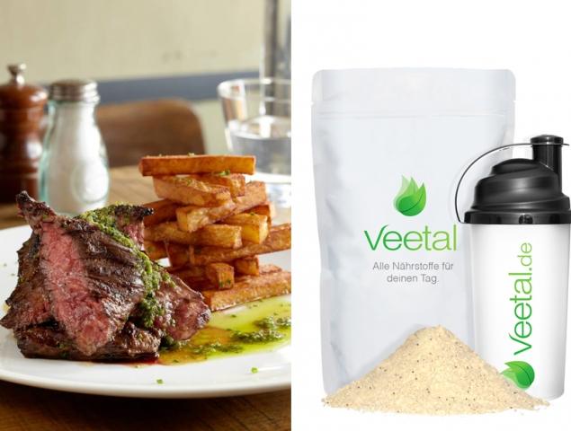 ¿Estamos cerca de cambiar un filete con patatas por polvos nutritivos?
