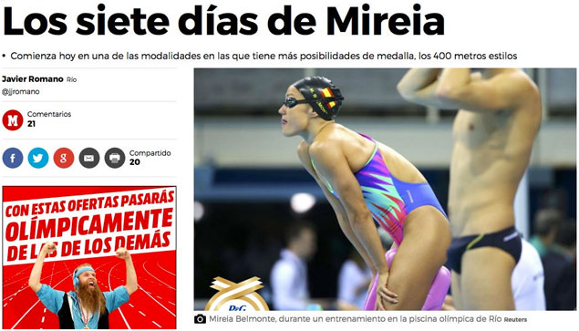 Juegos Olímpicos de Río 2016
