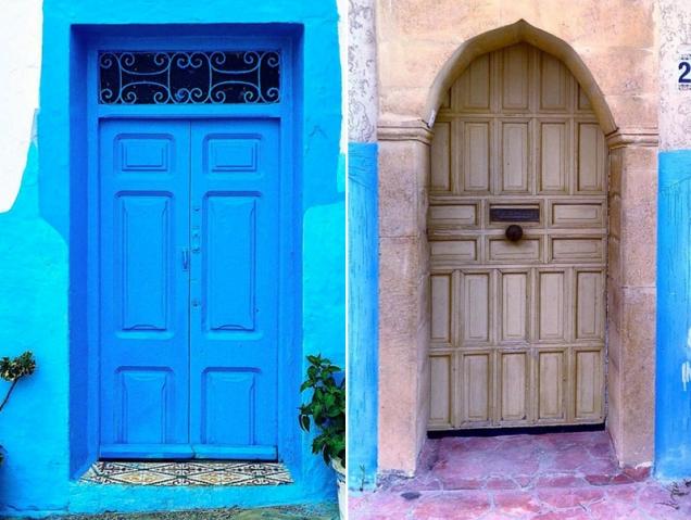 fotografiar puertas instagram