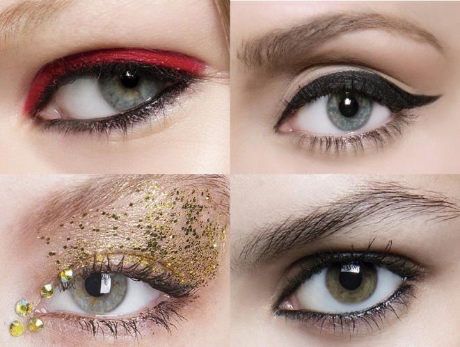 Guía completa para maquillar tus ojos con las tendencias del otoño