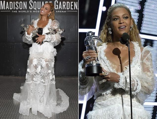 beyonce vestido MTV Video Music Awards 2016