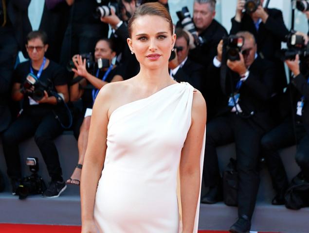 Natalie Portman confirma que está embarazada en el Festival de cine de Venecia