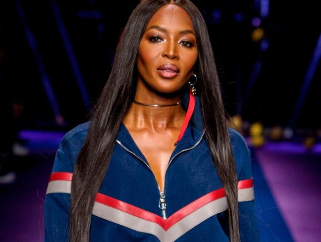 El look deportivo y lujoso de Versace