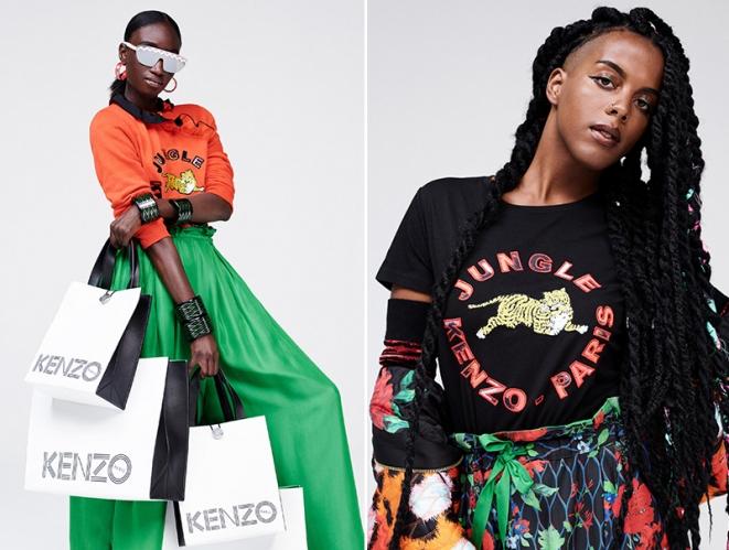 KENZO H&M