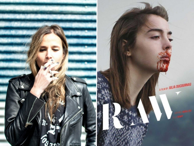 Julia Ducornau pelicula raw sitges