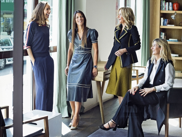Así llegaron estas cuatro mujeres a ser altas ejecutivas en España