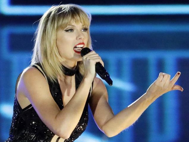 """Taylor Swift: """"Me sentí violada como nunca en mi vida"""""""