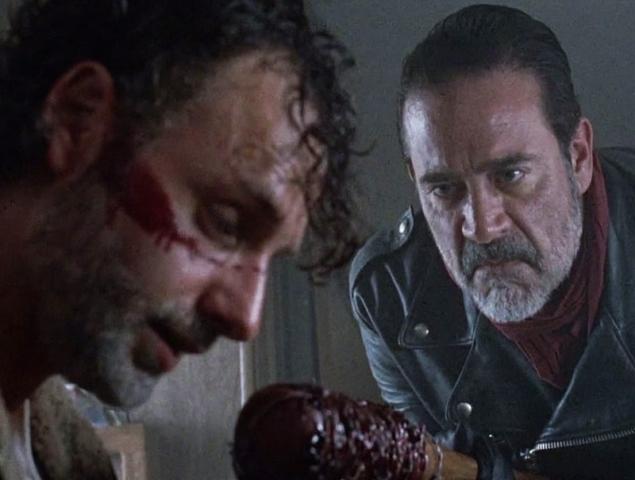 La crítica carga contra el 'porno de tortura' de 'The Walking Dead'