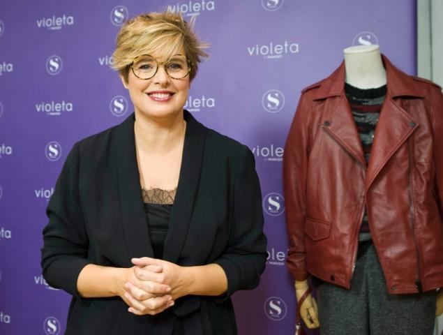 Así fue el 'workshop' de Violeta by Mango y S Moda con Tania Llasera